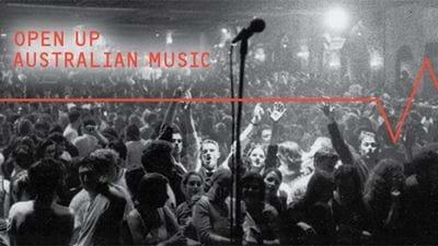 Australian Music Vault Launches Public Talk Series