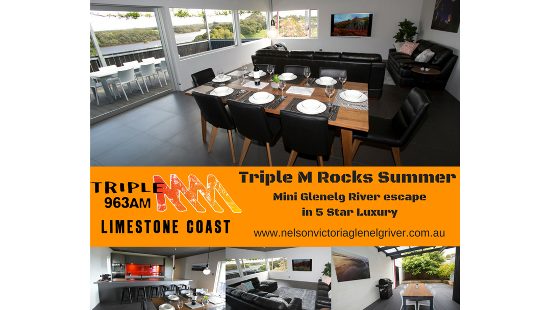 Triple M Limestone Coast Rocks Summer