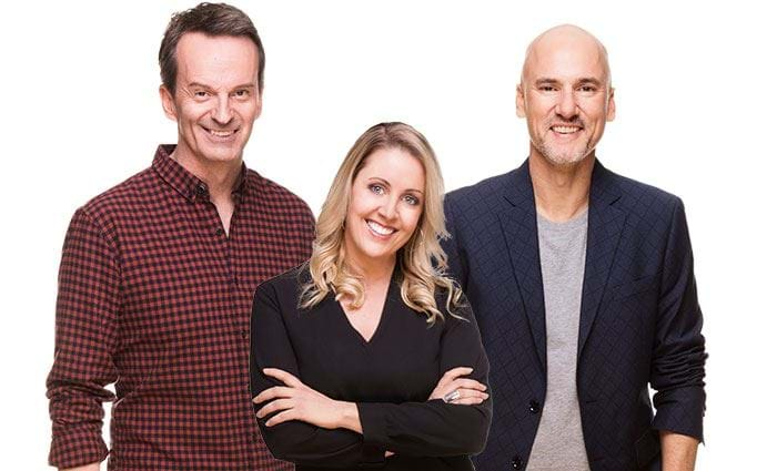 The Big Breakfast with Clairsy, Matt & Kymba