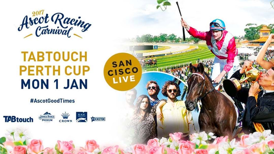 Perth Cup On New Year's Day Is Shaping As The Place To Be Next Year