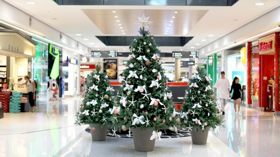 Extended Christmas shopping trading hours on the Gold Coast