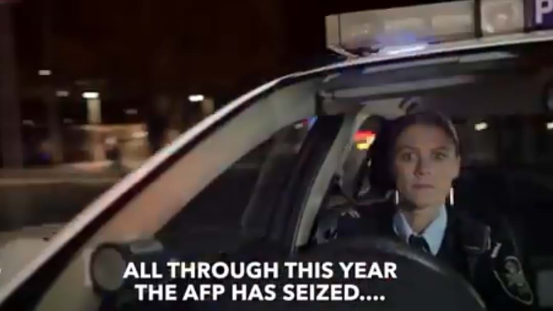 AFP Take The Absolute Piss Out Of Crims With New Christmas Song