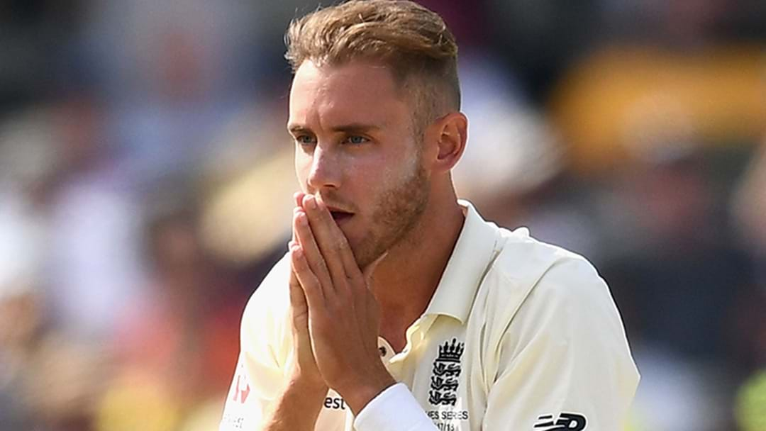 Stuart Broad Just Took His First Wicket In 415 Balls