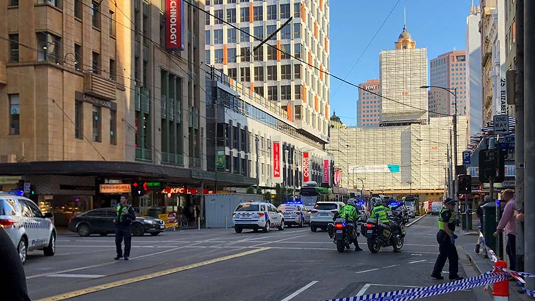 Charges Upgraded Following Flinders St Incident