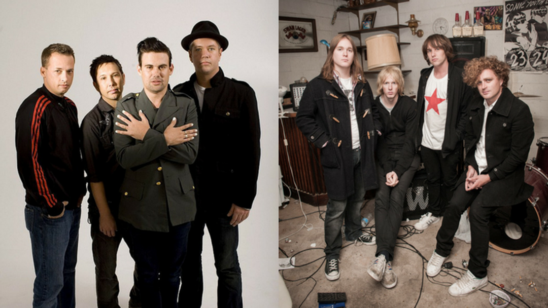 Aussie rockers Grinspoon and British India set to WOW fans in Helensvale