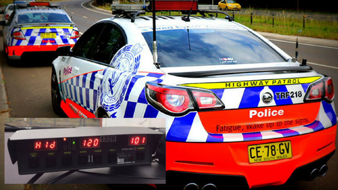 Disqualified Learner Driver Caught for Speeding and Drink Driving on Macksville Bypass
