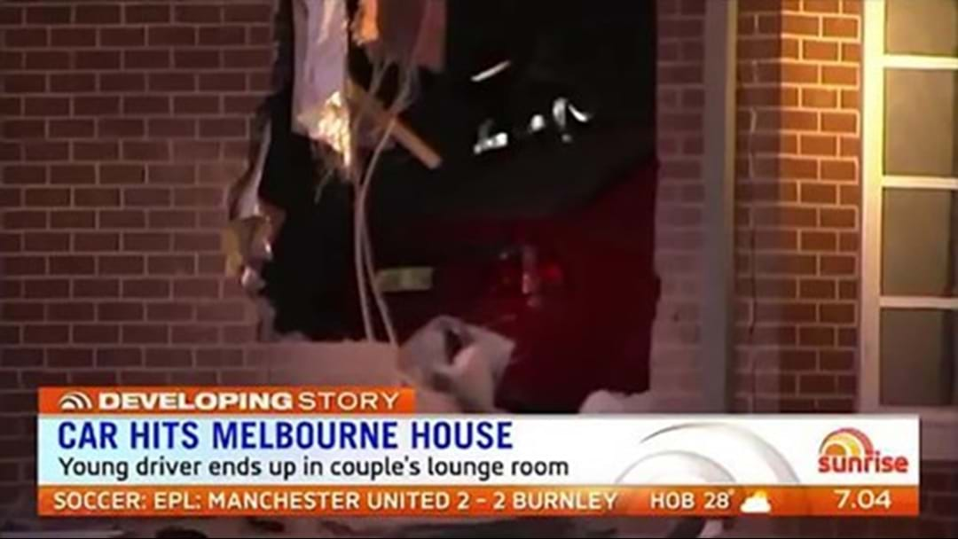 Car Crashes Into Point Cook Home