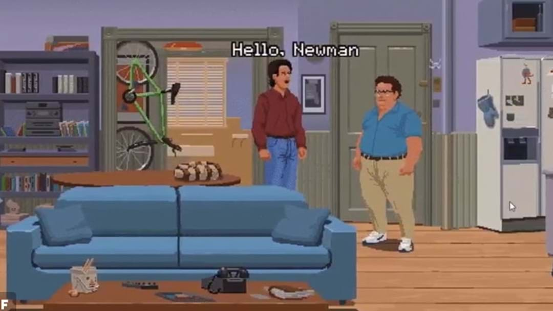 An Aussie Legend Is Making An Old School Seinfeld Video Game