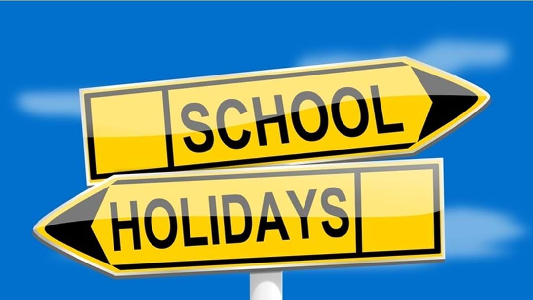 School Holiday Activities!
