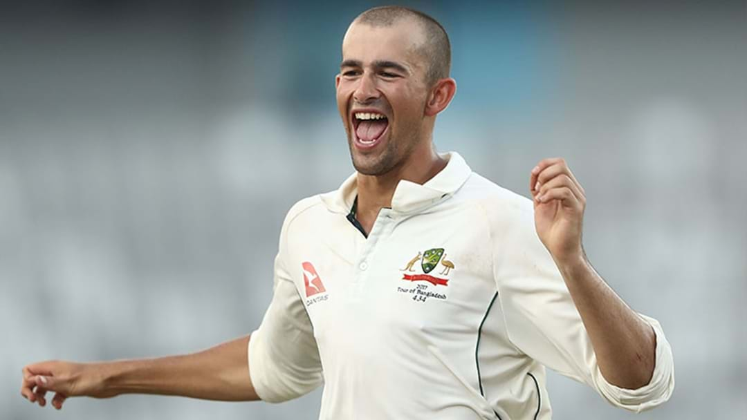 Ashton Agar Added To Aussie Squad For SCG Test