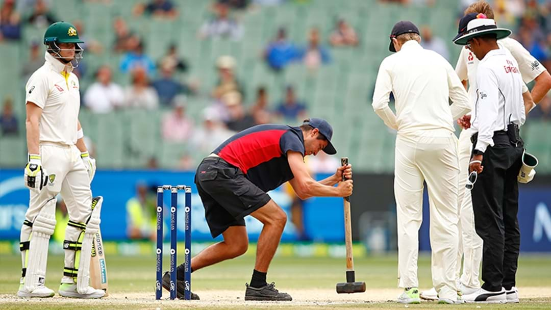 MCG Pitch Receives Worst Ever Rating From ICC