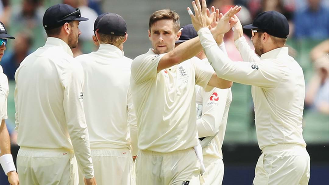 Injury Blow For England Ahead Of Final Ashes Test