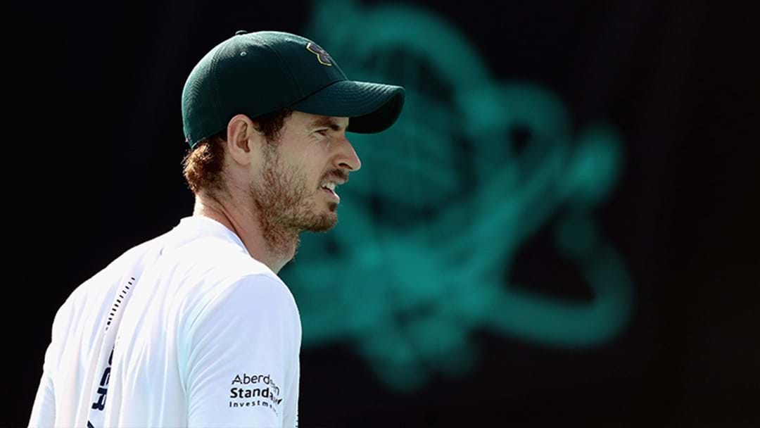 Andy Murray Has Pulled Out Of The Australian Open