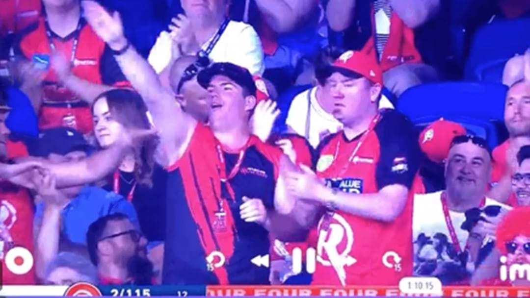 Renegades Fan Reportedly Seeks To Contact Club To Apologise For Racist Gesture