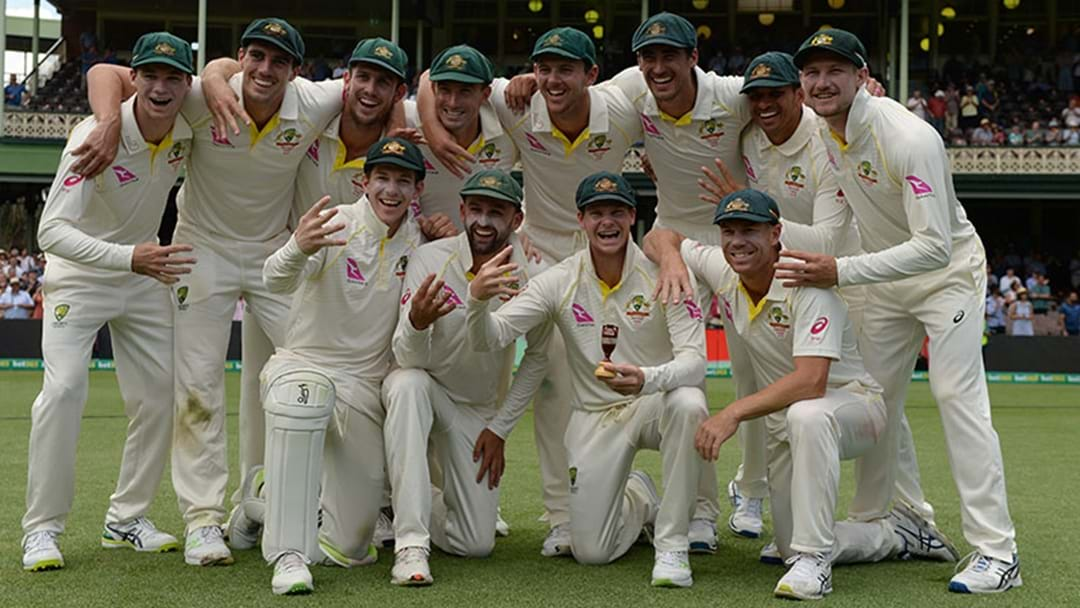 How Triple M Called The Biggest Moments Of The Ashes