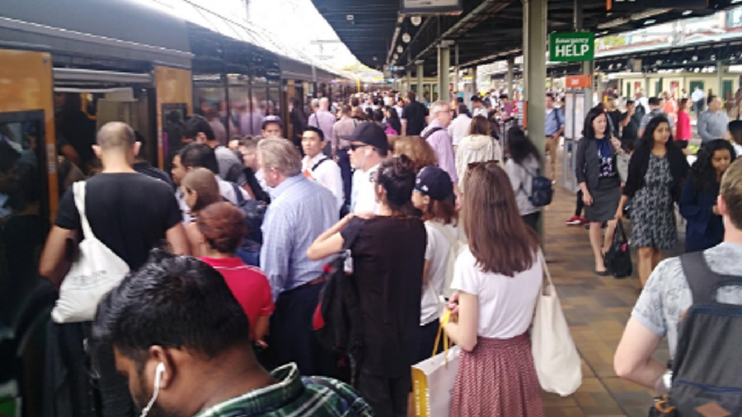 More Sydney Train Services Will Be Cancelled This Afternoon