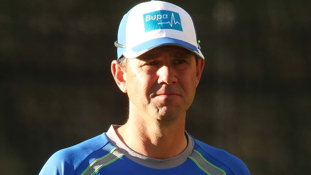 Ricky Ponting Earns Coaching Gig With Australian T20 Team