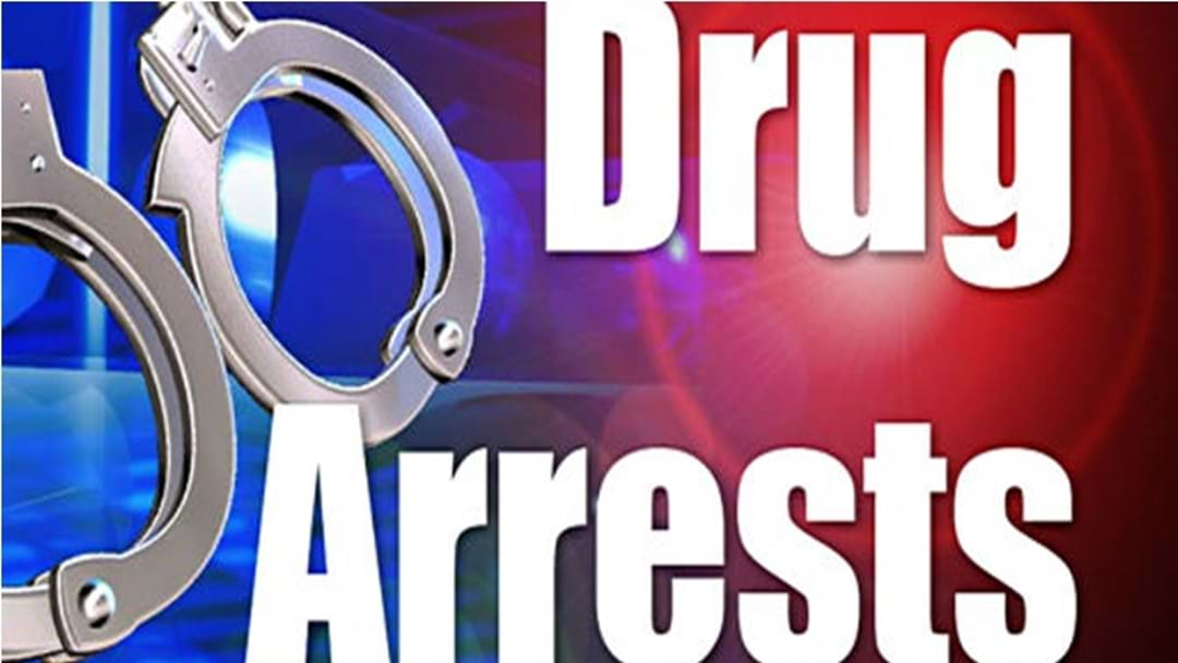 Three Men Charged on Drug Related Matters