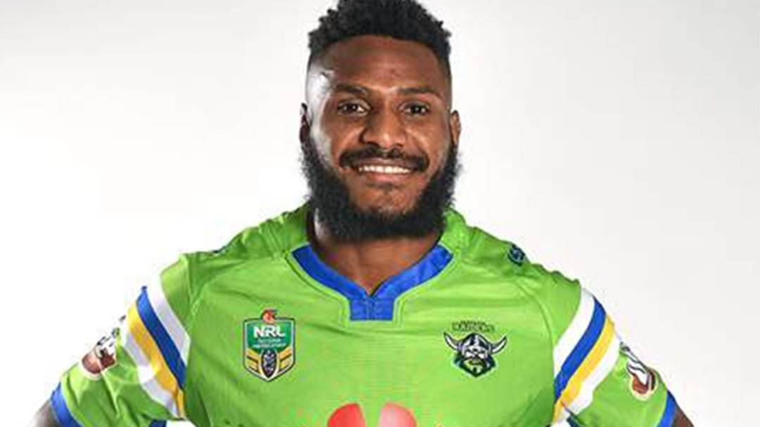 Raiders Launch Appeal To Help Fulfil The Late Kato Ottio's Dream Of Buying His Mum A House