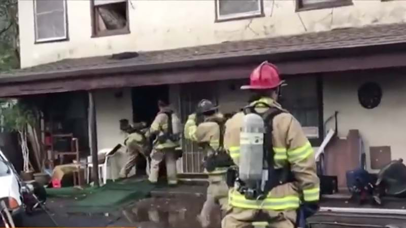 Resident trying to kill spider causes apartment fire in Redding