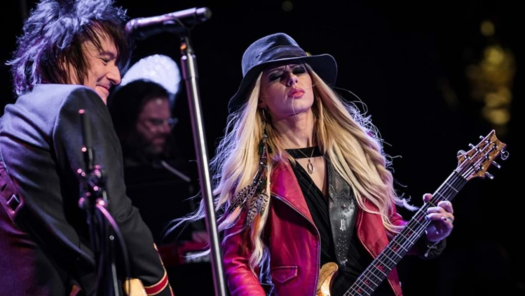 Richie Sambora and Orianthi cancel Gold Coast gig