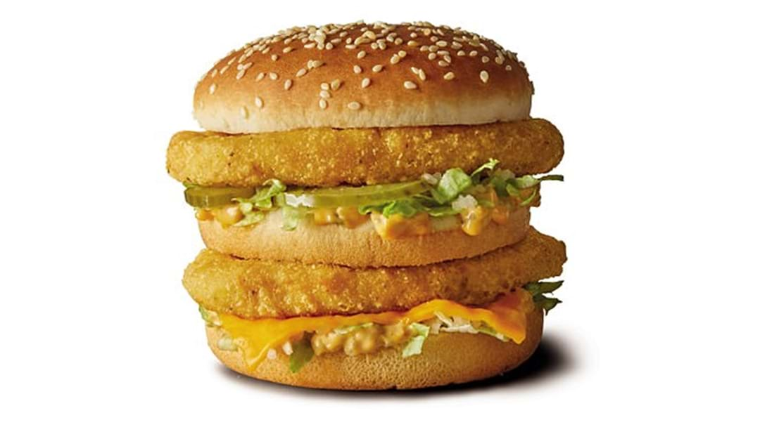 Macca's Has Brought Back The Chicken Big Mac