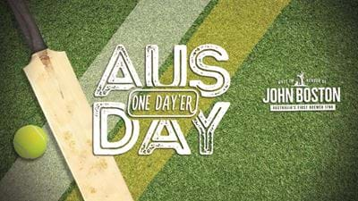 Don't miss the biggest Aus Day party!