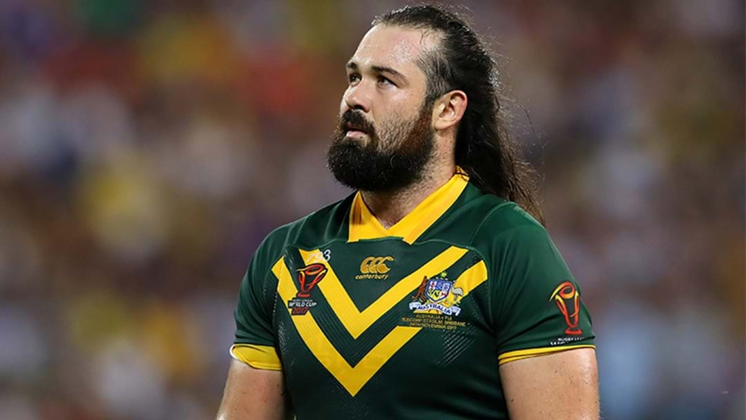 Aaron Woods Itching To Play Footy Again