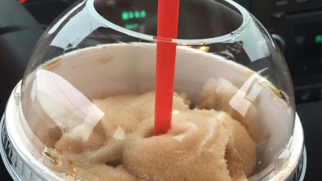 This Will Make You Think Twice Before Ordering A Frozen Soft Drink