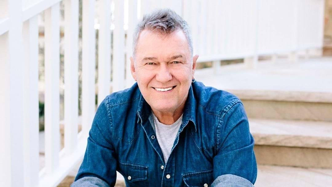 ROCK INTERVIEW: Jimmy Barnes On This Weekend's Important Fundraiser