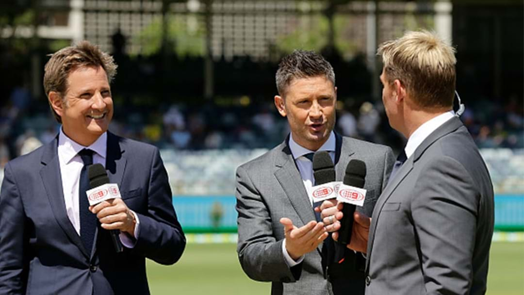 Channel Nine Commentator Reportedly Taken For Medical Treatment By Paramedics