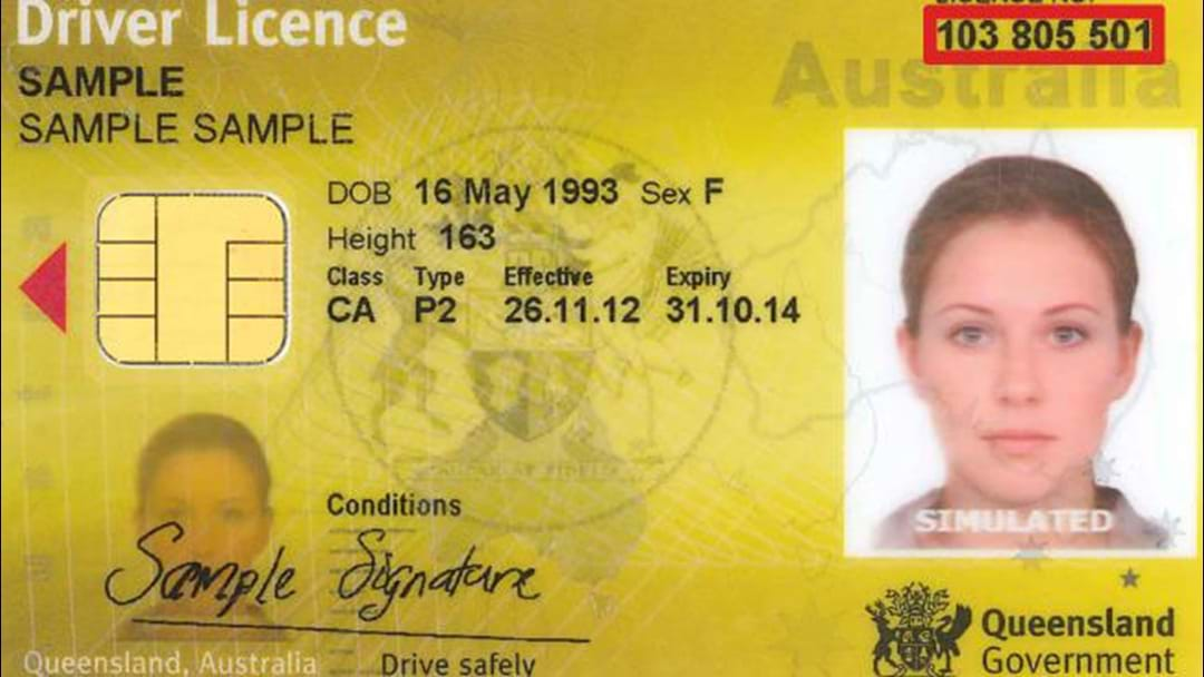Queensland Is Scrapping Gender From All Driver's Licences