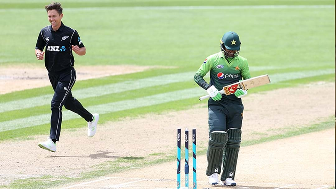Pakistan Just Made Their Third Lowest Score In ODI Cricket Against New Zealand