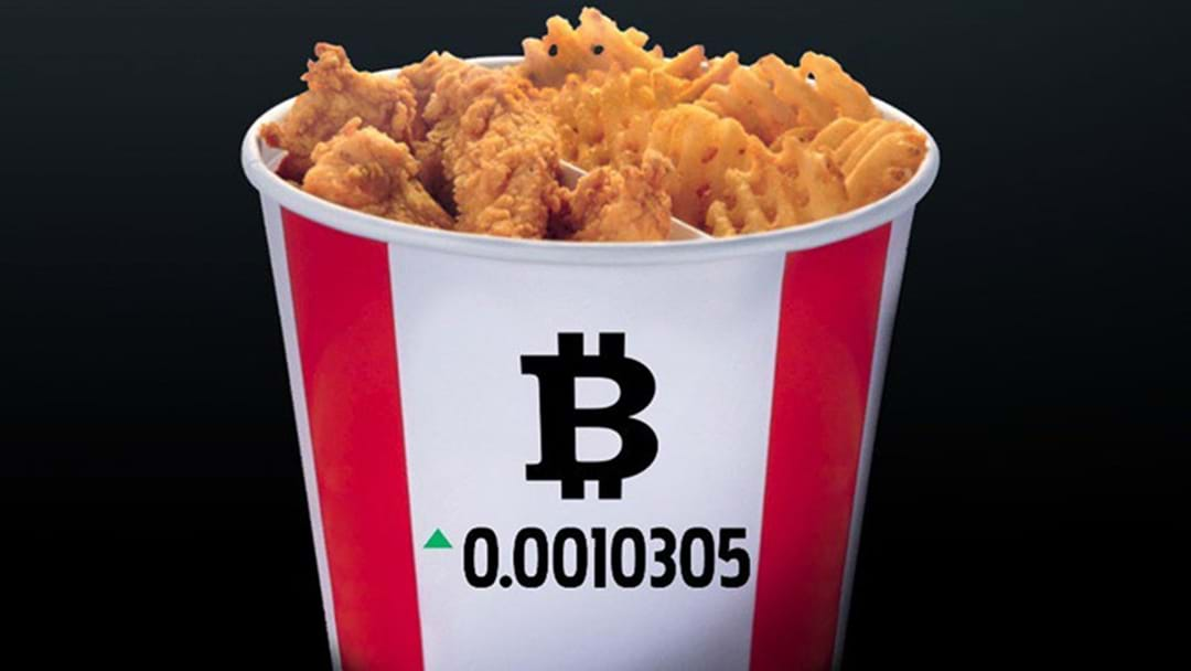 KFC In Canada Has Launched The 'Bitcoin Bucket'