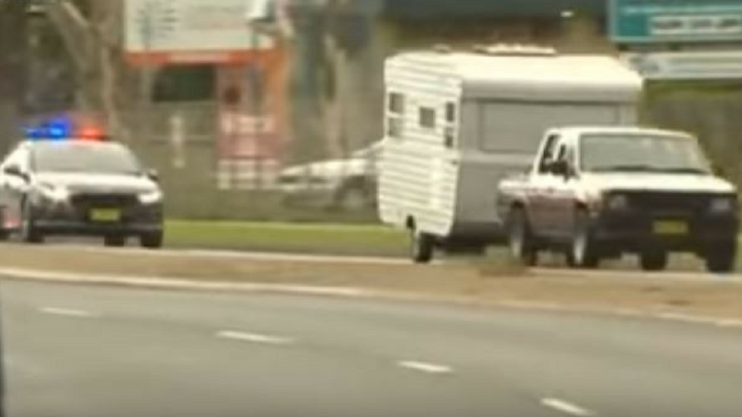 Year in Review: Caravan Chase in Coffs Harbour