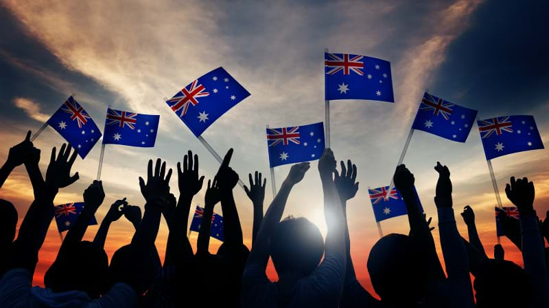 MP Wants National Flag Flown At Half Mast On Australia Day