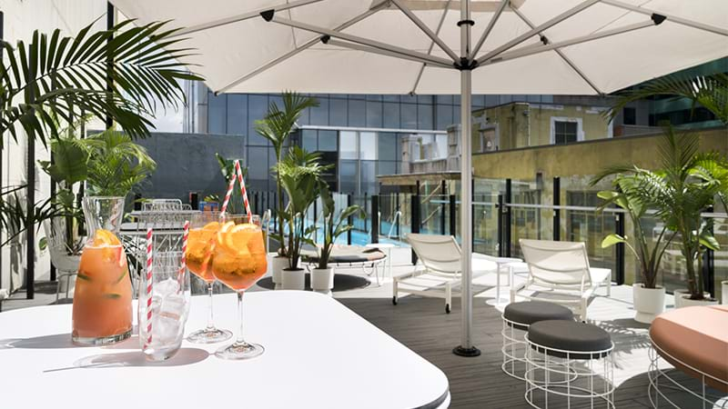 A Melbourne Hotel Is Opening Its Pool For Friday Night Drinks Over Summer