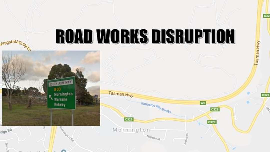 Tasman Highway closures