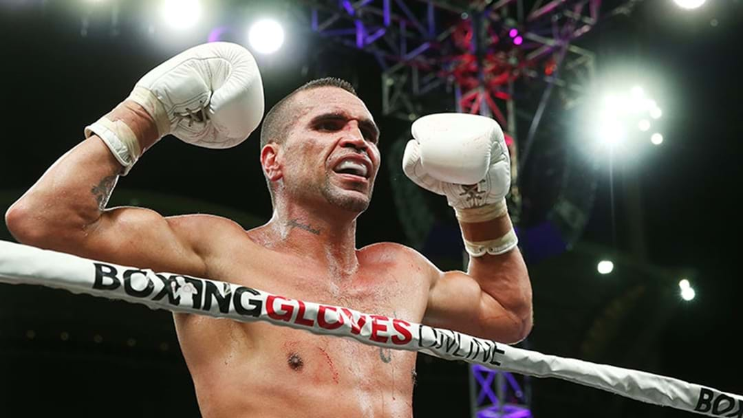Anthony Mundine Wants A Crack At Jeff Horn After Beating Tommy Browne