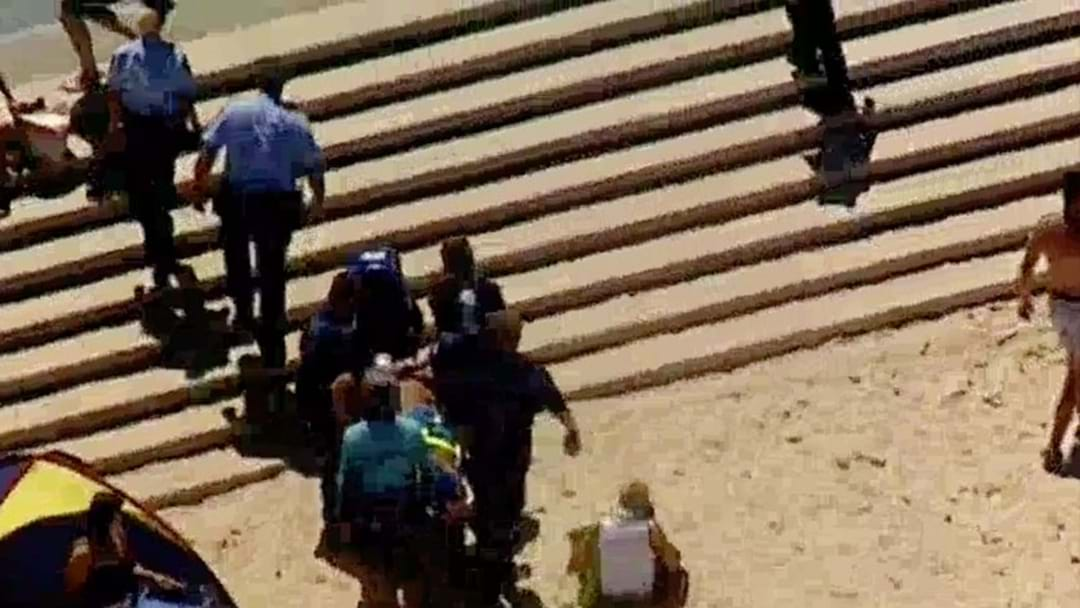 Teen Pulled Unconscious From The Water At Coogee Beach