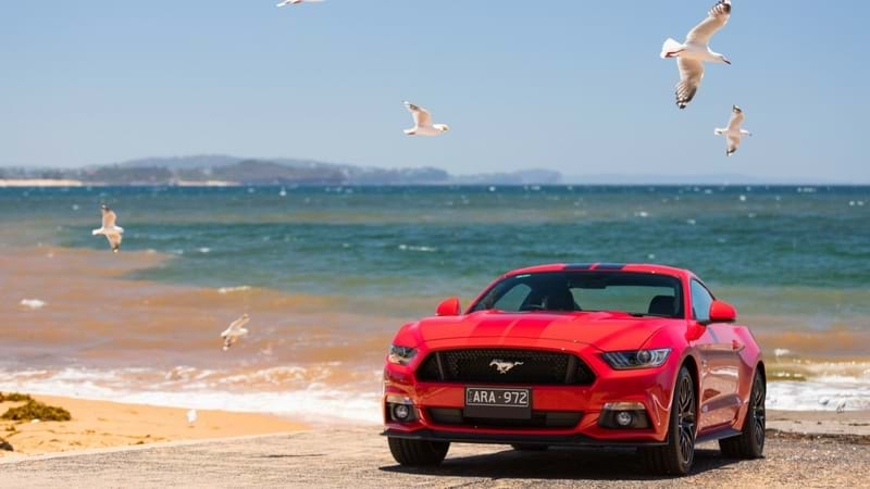 Article heading image for Ford Are Letting You Play James Bond And Take A Mustang On A Road Trip Next Weekend