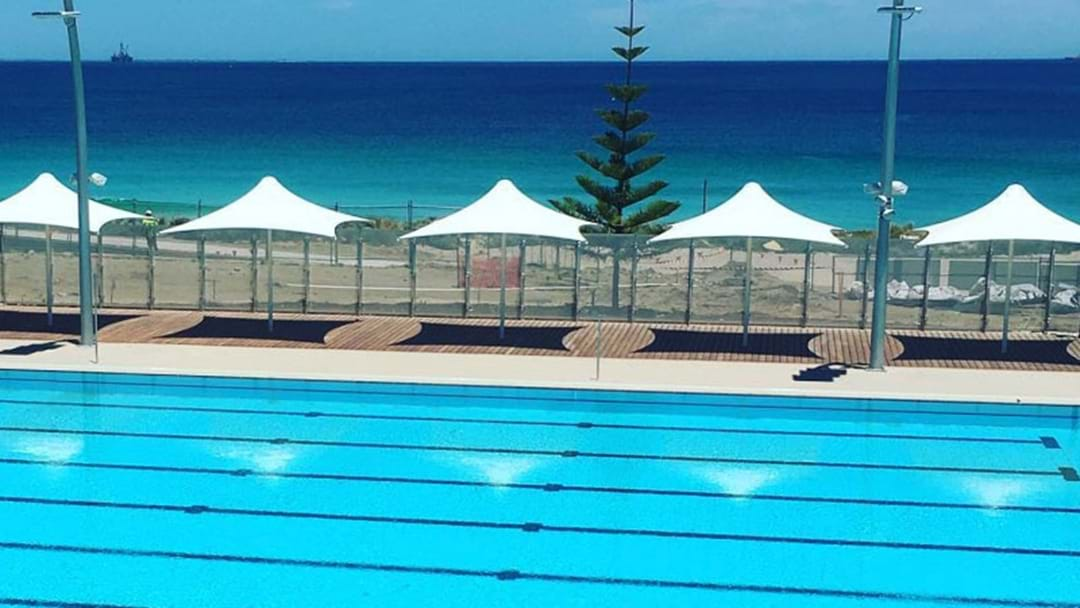 Early Birds Will Get The Worm On Monday At Scarborough Beach Pool
