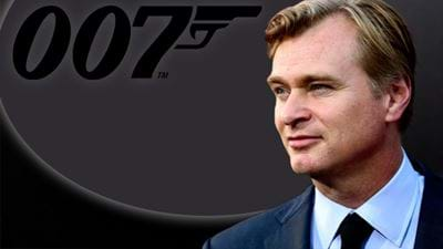 Dark Knight's Christoper Nolan Rumoured To Direct Next Bond Film