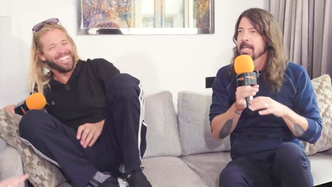 Dave Grohl Shares Greatest Rock & Roll Story Ever In Interview With Jane Kennedy