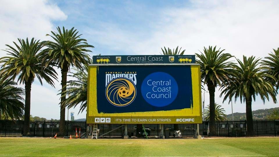 Article heading image for Big screen, new speakers up and running at Stadium