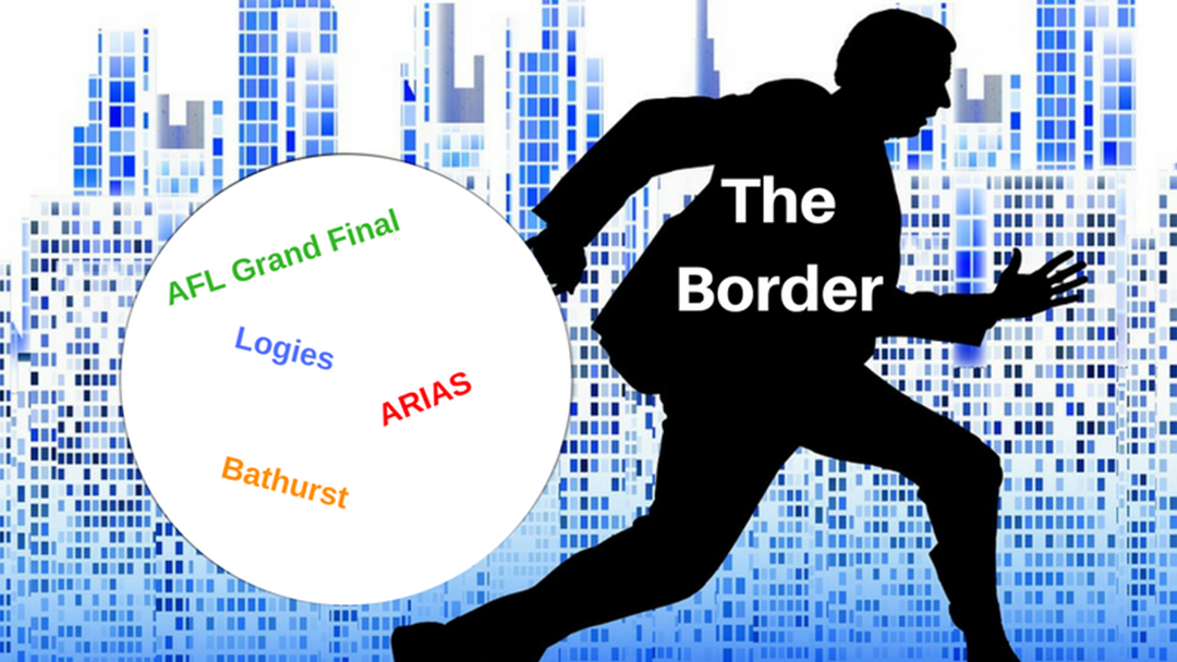 What events should the Border steal?