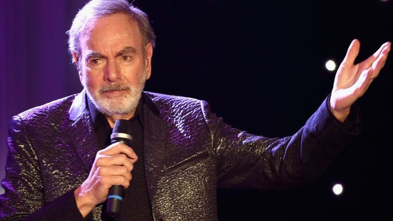 Neil Diamond Concert Tour Dates