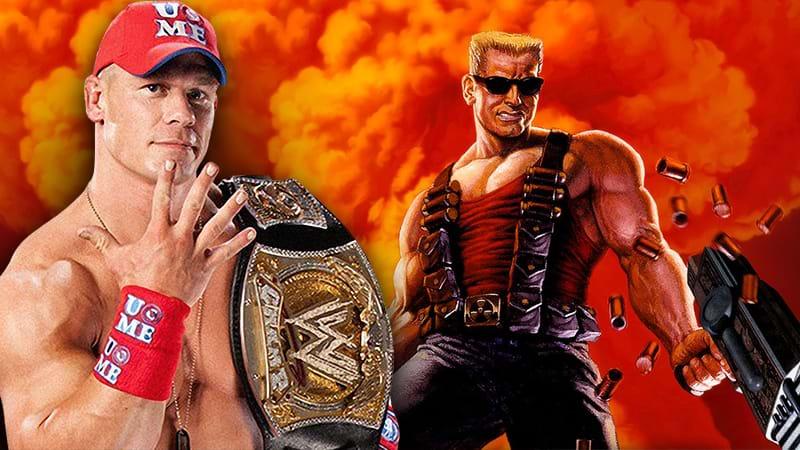 Article heading image for John Cena in Talks to Star in 'Duke Nukem' Film