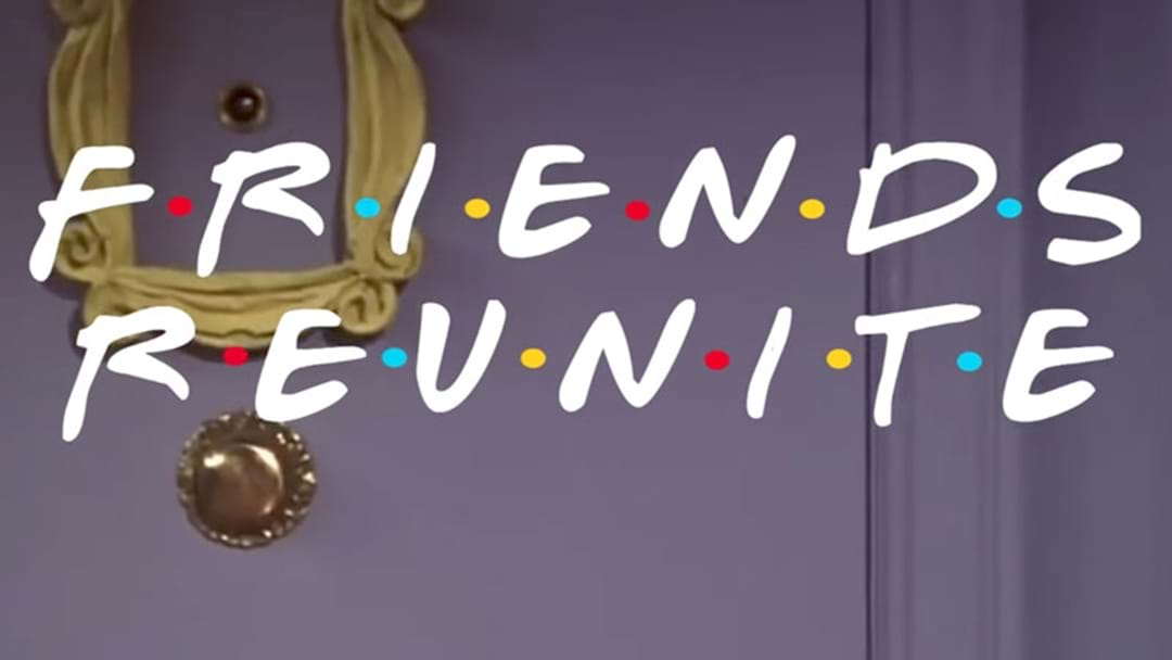Friends Movie Trailer Sends The Internet Into Meltdown... Again