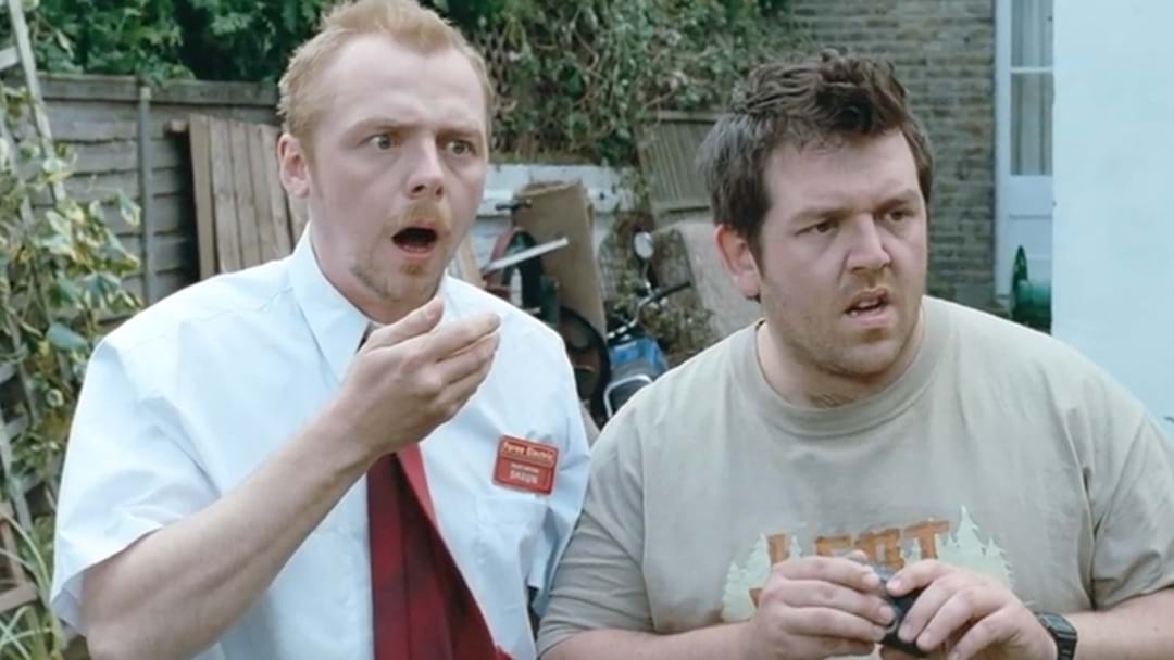 Simon Pegg & Nick Frost Have A Horror-Comedy TV Series In The Works